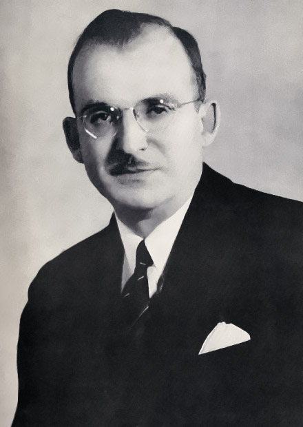 Clarence W. Jones – 1945