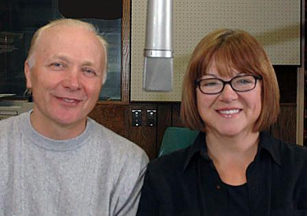 Yuri Chervotkin and Tanya Belov